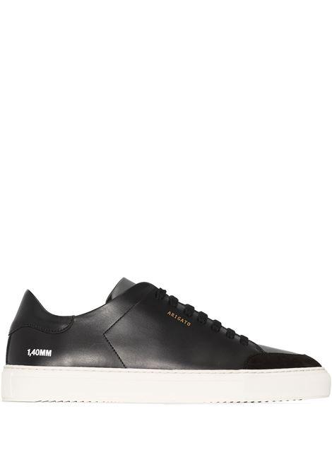 sneakers clean 90 triple uomo nere in pelle AXEL ARIGATO | Sneakers | 28523BLACK/GREY