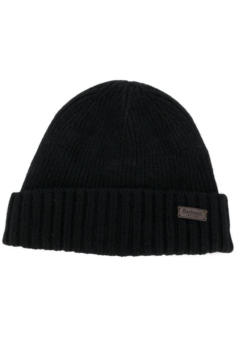carlton hat man black BARBOUR | Hats | MHA0449BK11