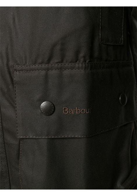 beaufort jacket man brown BARBOUR | Jackets | MWX0002OL71