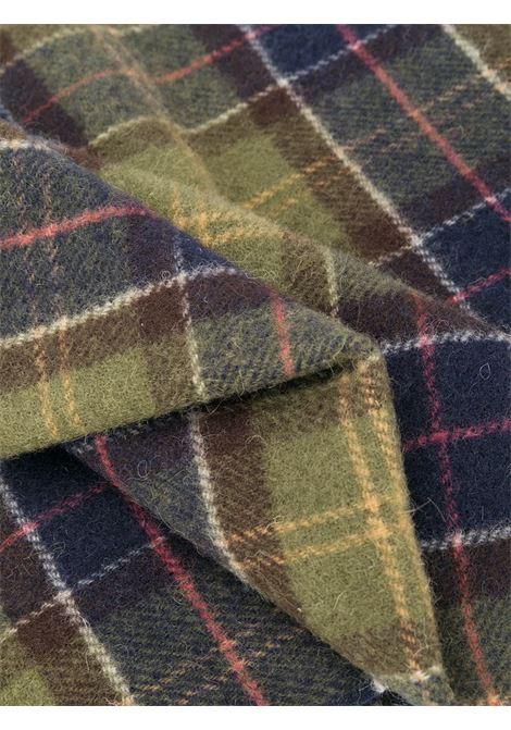 sciarpa a quadri unisex multicolor in lana BARBOUR | Sciarpe | USC0001TN11