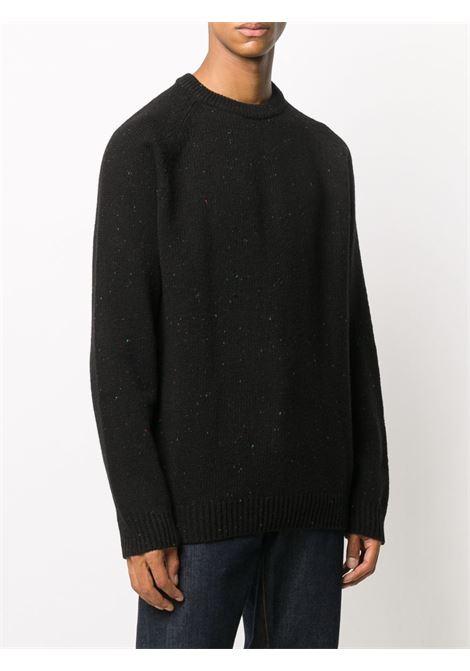 anglistic sweater man black CARHARTT WIP | Sweaters | I0109770JE.XX