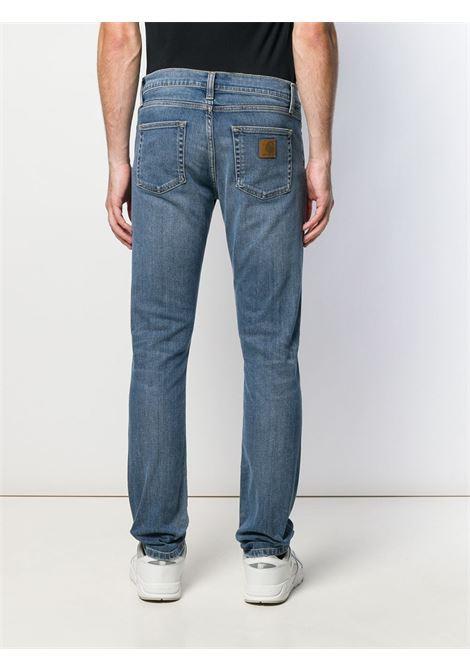 jeans rebel uomo denim CARHARTT WIP | Jeans | I01533101.WH