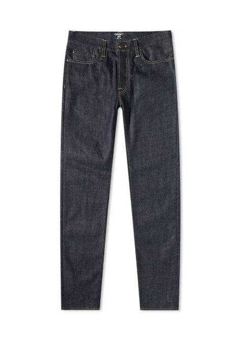 jeans klondike uomo denim CARHARTT WIP | Jeans | I01673501.01