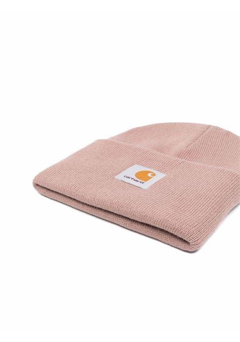 logo hat unisex pink CARHARTT WIP | Hats | I0202220FE.XX