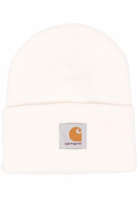 logo hat unisex white CARHARTT WIP | Hats | I020222D6.XX