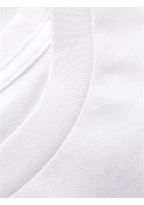 pocket t-shirt man white in cotton CARHARTT WIP | T-shirts | I02209102.XX