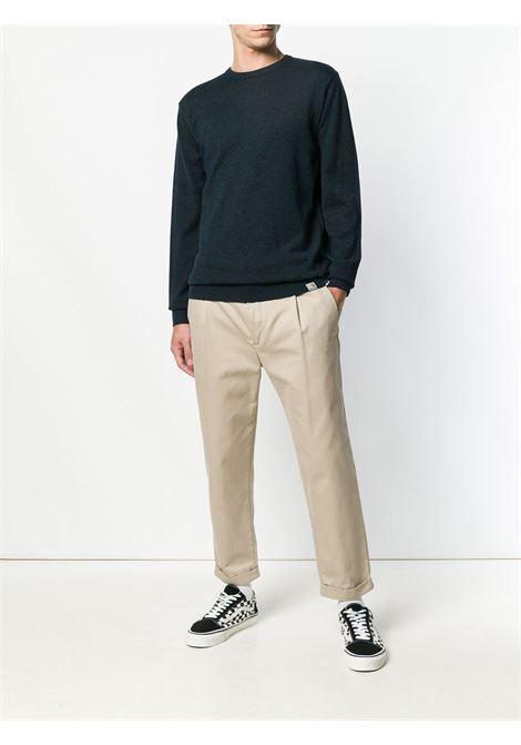 maglione a girocollo uomo blu CARHARTT WIP | Maglieria | I0237761C.00