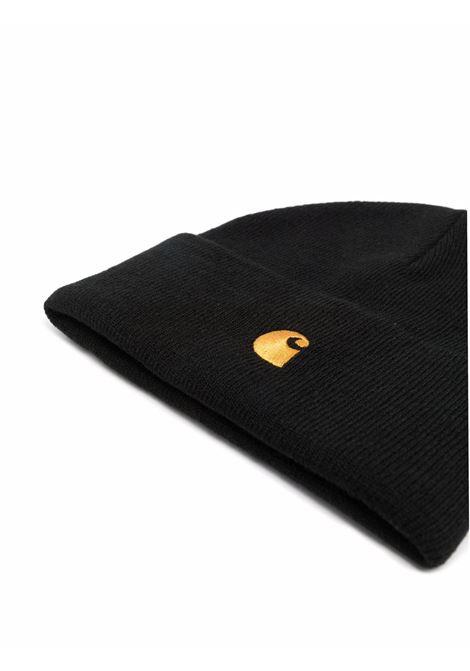 logo hat man black  CARHARTT WIP | Hats | I02622200F.XX