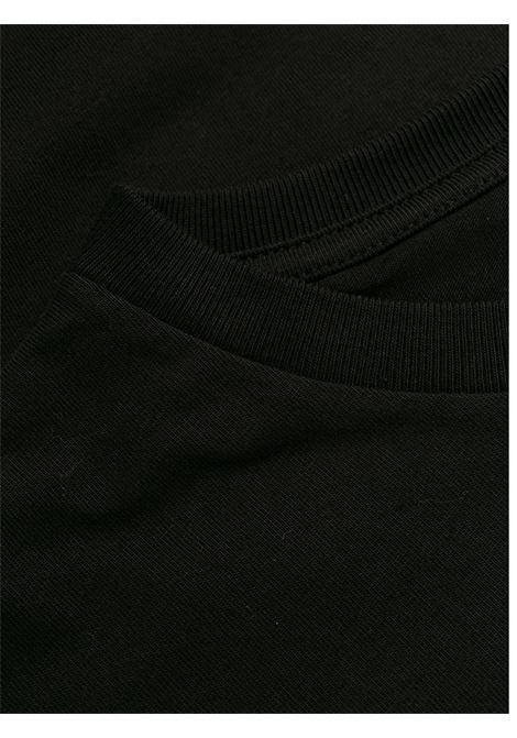 t-shirt manica lunga uomo nera in cotone CARHARTT WIP | T-shirt | I02639200F.XX