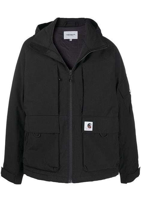 bode jacket man black CARHARTT WIP | Jackets | I02816989.XX