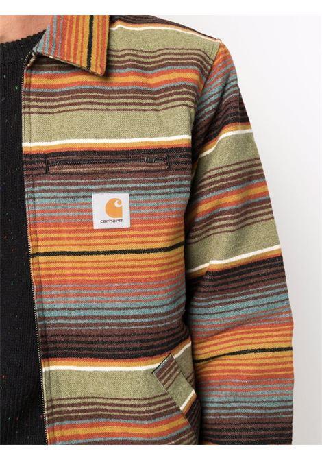 tuscon detroit jacket man multicolor CARHARTT WIP | Jackets | I0294380OJ.XX