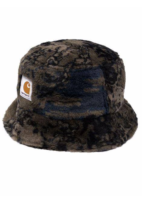 bucket hat man brown CARHARTT WIP | Hats | I0295490HH.XX