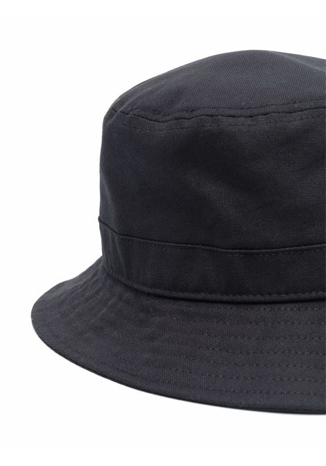 bucket hat man black in cotton CARHARTT WIP | Hats | I0299370D2.XX