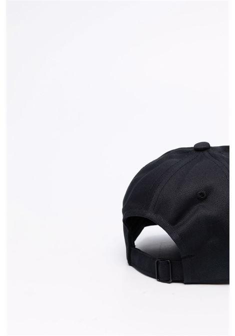 casa sport rabbit cap man black in cotton CASABLANCA | Hats | AF21-HAT-002BLACK CASA SPORT RABBIT