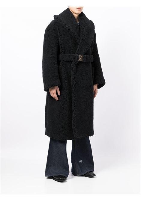 single breastes coat man black CASABLANCA   Coats   MF21-OT-005BLACK
