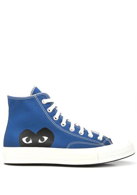 sneakers play unisex blu COMME DES GARÇONS PLAY X CONVERSE | Sneakers | P1K1222