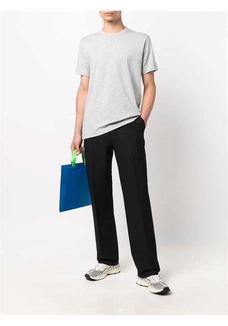 cotton t-shirt man gray COMME DES GARÇONS SHIRT | T-shirts | FH-T013-W212