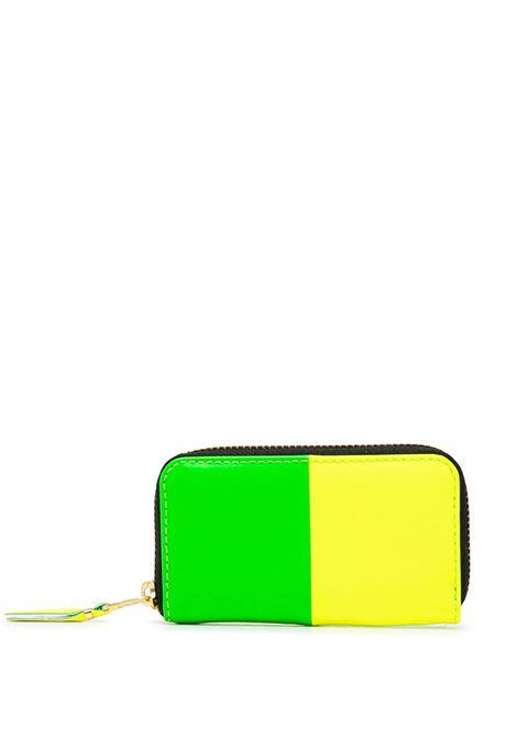 portafoglio bicolore unisex pelle COMME DES GARÇONS WALLET | Portafogli | SA410XFS1