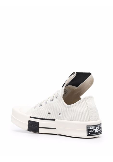turbodrk ox uomo bianche in tela CONVERSE X DRKSHDW | Sneakers | DC02AX766 CTDR1111