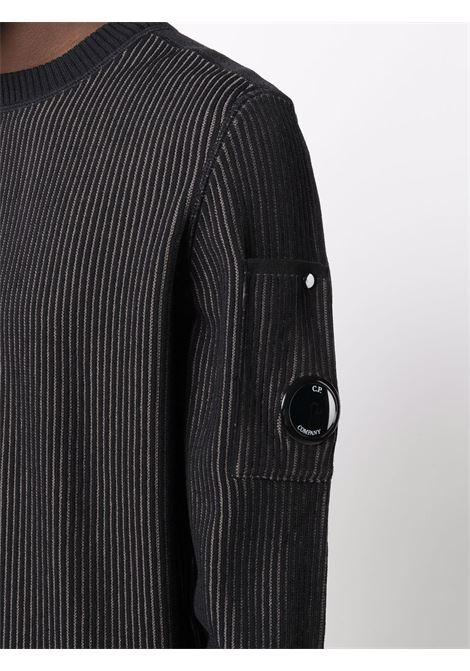 maglione a costine uomo var C.P. COMPANY   Maglieria   11CMKN096A005834AV05