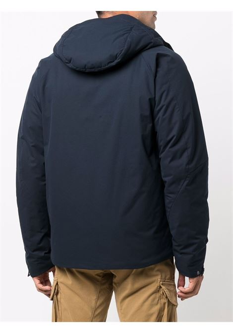 giacca leggera pro tek uomo blu C.P. COMPANY | Giacche | 11CMOW025A004117A888