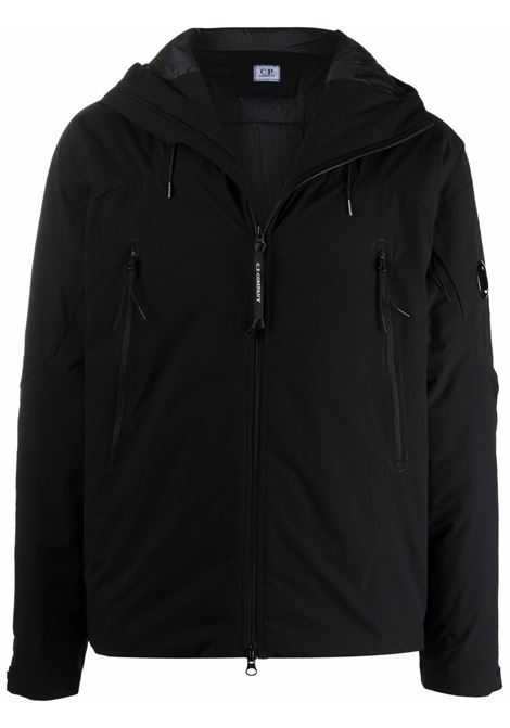 pro tek jacket man black in polyester C.P. COMPANY   Jackets   11CMOW025A004117A999