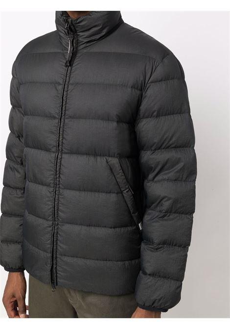 giacca imbottita uomo verde scuro C.P. COMPANY | Giacche | 11CMOW165A006110G968