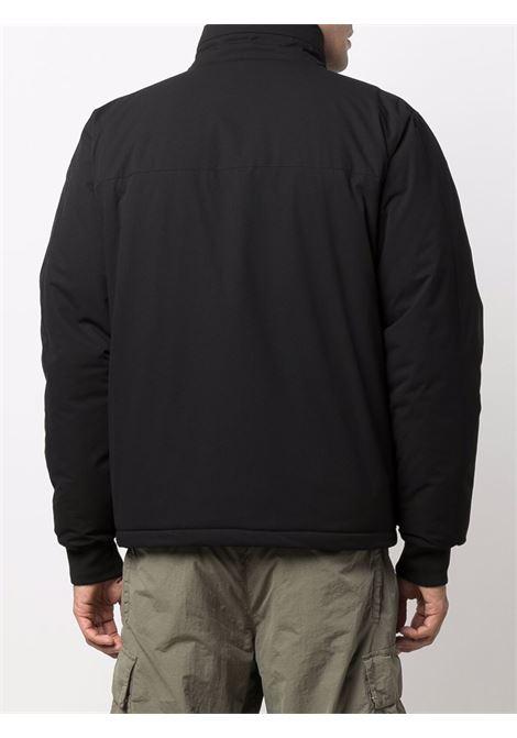 zip jacket man black C.P. COMPANY | Jackets | 11CMOW174A004117A999