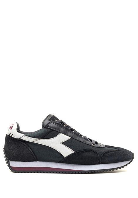 sneakers equipe h dirty stone uomo nere DIADORA | Sneakers | 201.17473680004