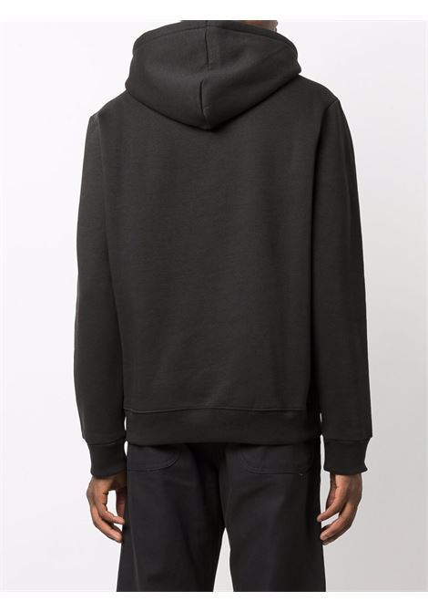 felpa con logo uomo nera in cotone DICKIES | Felpe | DK0A4CXCBBLK1