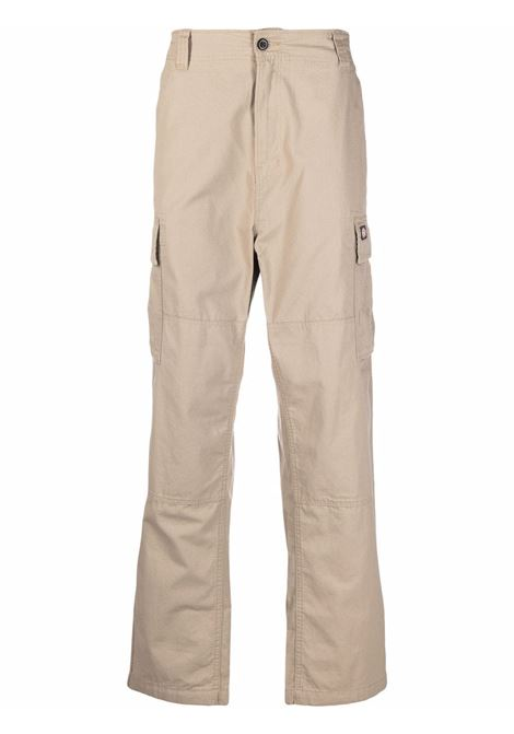 cargo trousers man beige in cotton DICKIES | Trousers | DK0A4X9XKHK1