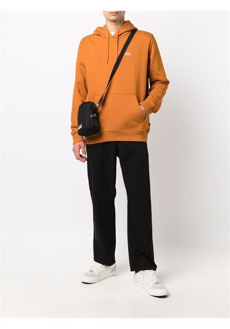 hoodie man orange in cotton DICKIES   Sweatshirts   DK0A4XCDB831