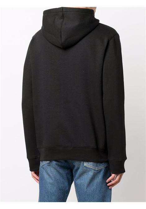 logo hoodie man black in cotton DICKIES | Sweatshirts | DK0A4XCDBLK1