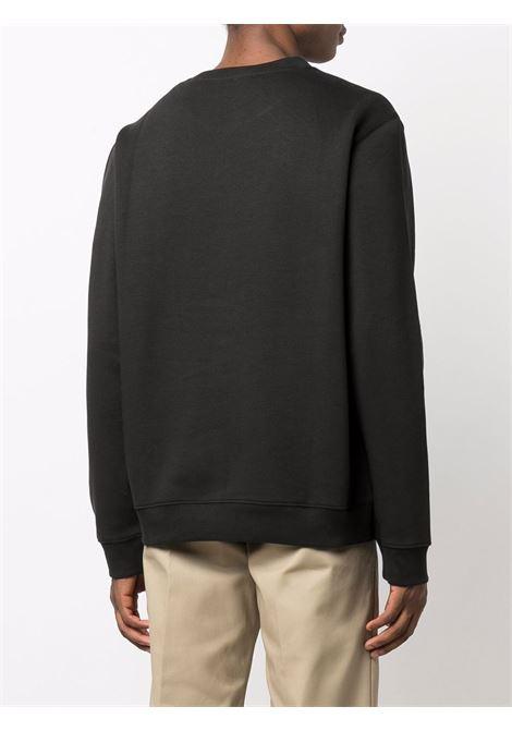 logo sweatshirt man black in cotton DICKIES | Sweatshirts | DK0A4XCEBLK1