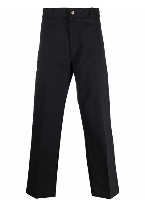 874 flex trousers man black in cotton DICKIES | Trousers | DK0A4XJCBLK1