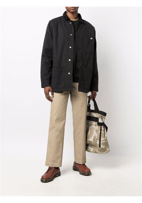 straight trousers man beige in cotton DICKIES | Trousers | DK0WP873KHK1