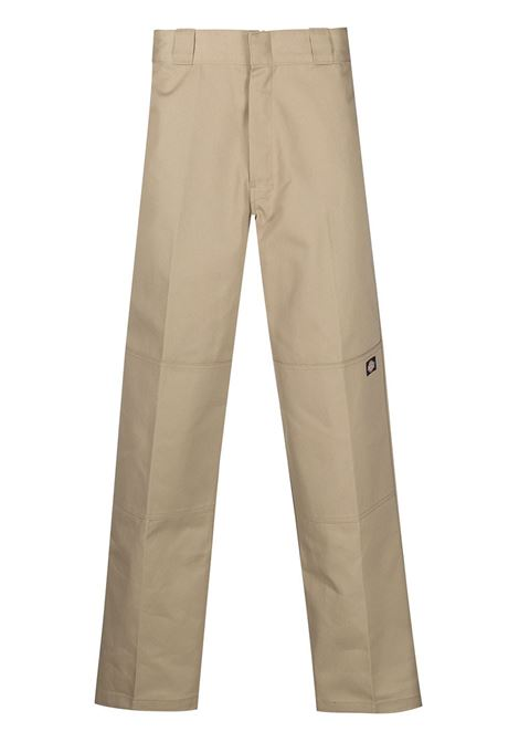 straight pants man khaki DICKIES | Trousers | DK85283XKHK1
