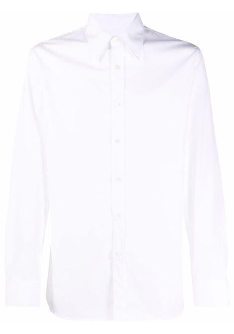 camicia cadogan uomo bianca in cotone DRIES VAN NOTEN | Camicie | CADOGAN 31691