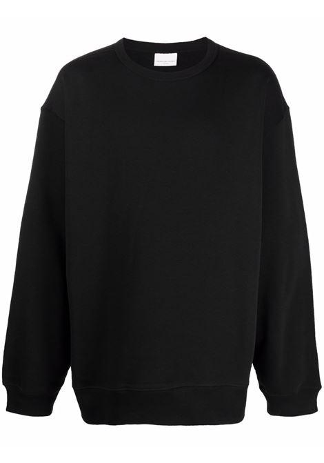 maglione hax uomo nero in cotone DRIES VAN NOTEN | Maglieria | HAX 3608900