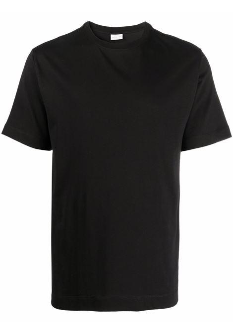 t-shirt m k uomo nera in cotone DRIES VAN NOTEN | T-shirt | HERTZ 3600900
