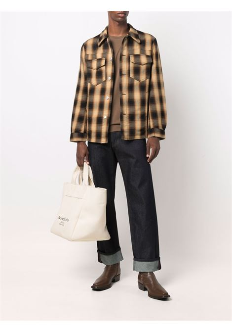 jeans panthero bis uomo blu in cotone DRIES VAN NOTEN | Pantaloni | PANTHERO BIS 3373507