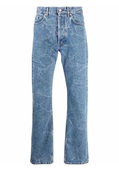 penna jeans man denim DRIES VAN NOTEN | Trousers | PENNA 3381504