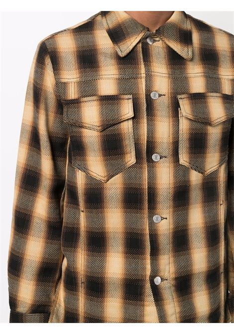 giacca valash uomo nera in cotone DRIES VAN NOTEN | Giacche | VALASH 3238102