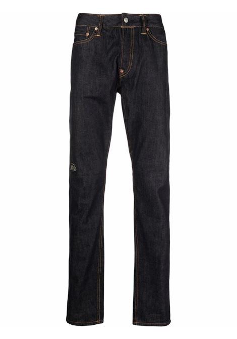 jeans daicock uomo blu in cotone EVISU | Jeans | 2EAEBM1JE91017INDD