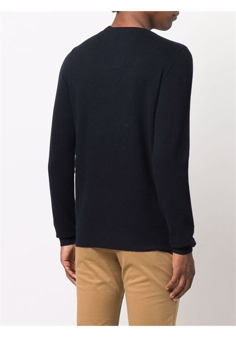 crew neck sweater man blue navy  EXTREME CASHMERE | Sweaters | 03600101FE01NAVY