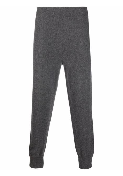 pantaloni sportivi unisex grigi in cashmere EXTREME CASHMERE | Pantaloni | 05609801FE06FELT