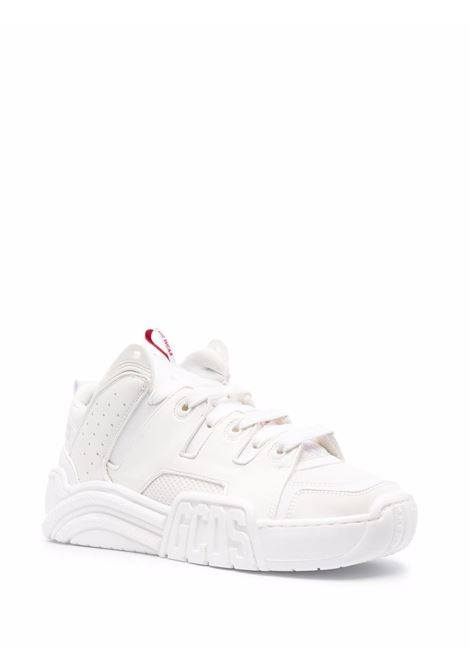 sneakers big g uomo bianche GCDS | Sneakers | FW22M01003201