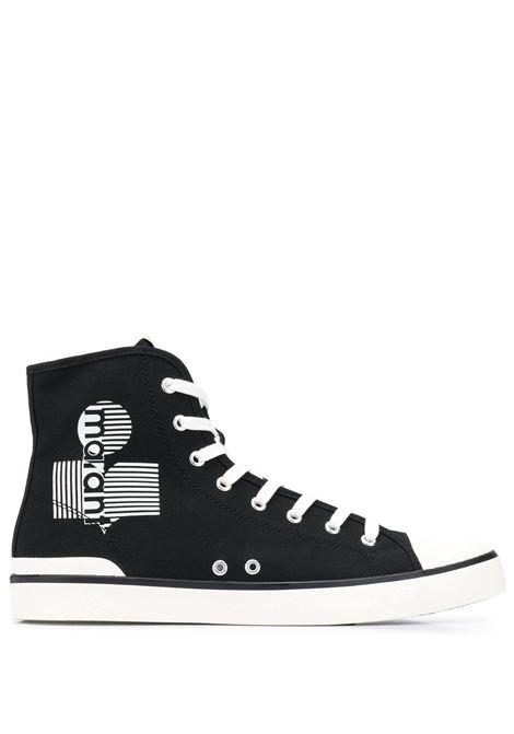 benkeenh sneakers man black ISABEL MARANT | Sneakers | 00MBK0088-00M004N01BK