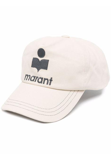 tyronh hat man beige in cotton ISABEL MARANT   Hats   21ACQ0028-21A014J23EC