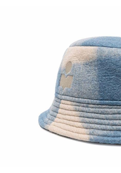 heleyh hat unisex light blue in wool ISABEL MARANT | Hats | 21ACU0032-21A009J30BU